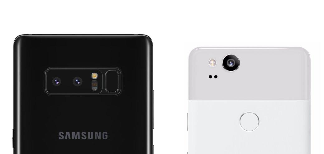 Pixel 2 vs Galaxy Note8: битва лучших камер среди Android-флагманов. - Изображение 1