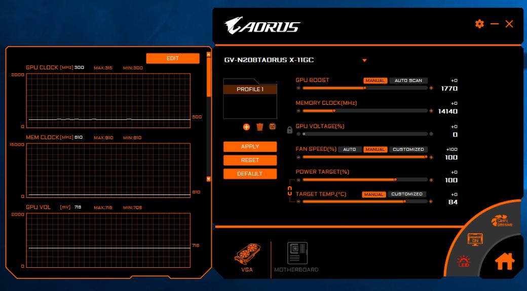 Тестируем видеокарту GeForce RTX 2080 Ti AORUS Xtreme и материнскую плату GIGABYTE Z390 AORUS Xtreme | Канобу - Изображение 34