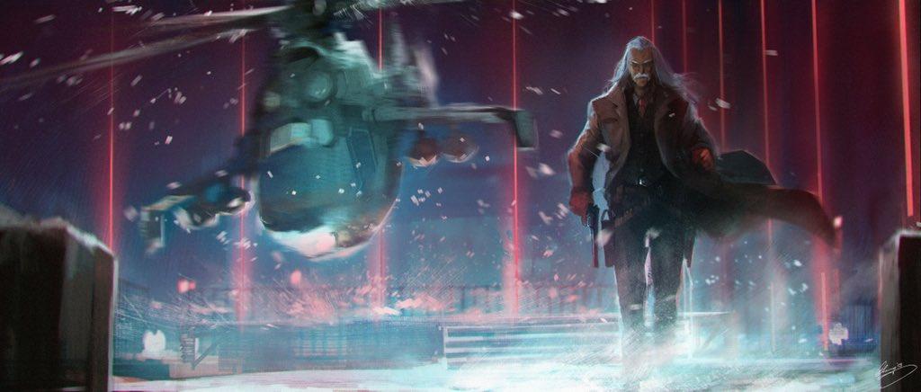 Замечательные фанарты к31-летию Metal Gear отрежиссера ееэкранизации | Канобу - Изображение 16