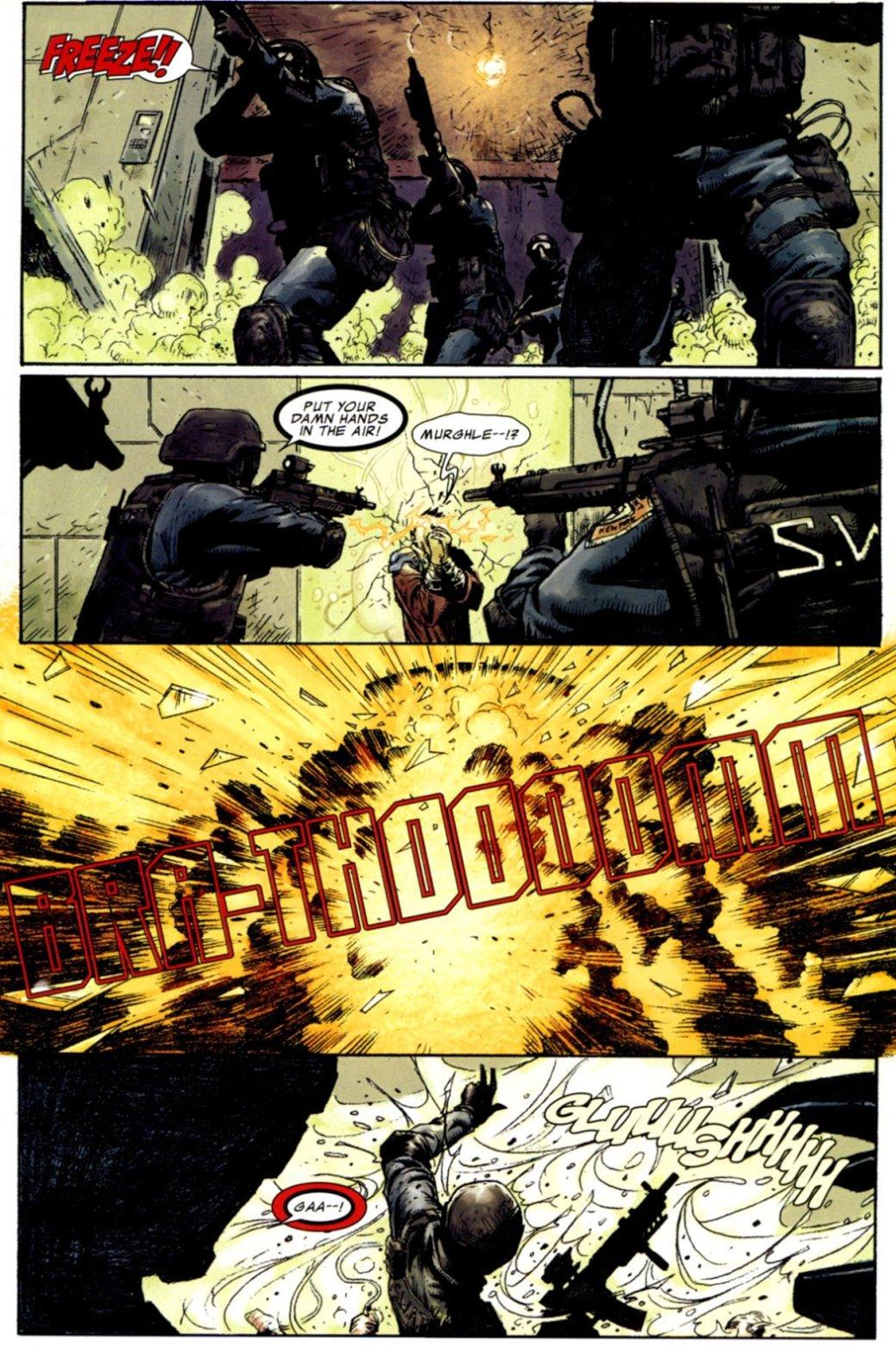 10 жестоких комиксов про Карателя | Канобу - Изображение 4