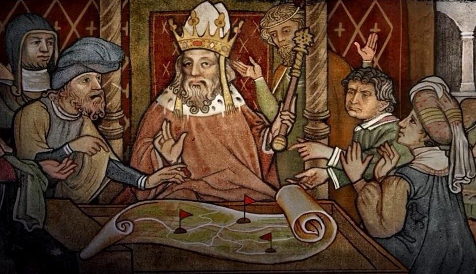 5 жестоких и безумных правителей Средневековья. - Изображение 1