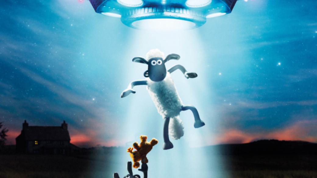 Инопланетяне наЗемле! Посмотрите новый трейлер мультфильма «Барашек Шон: Фермагеддон» | Канобу - Изображение 1