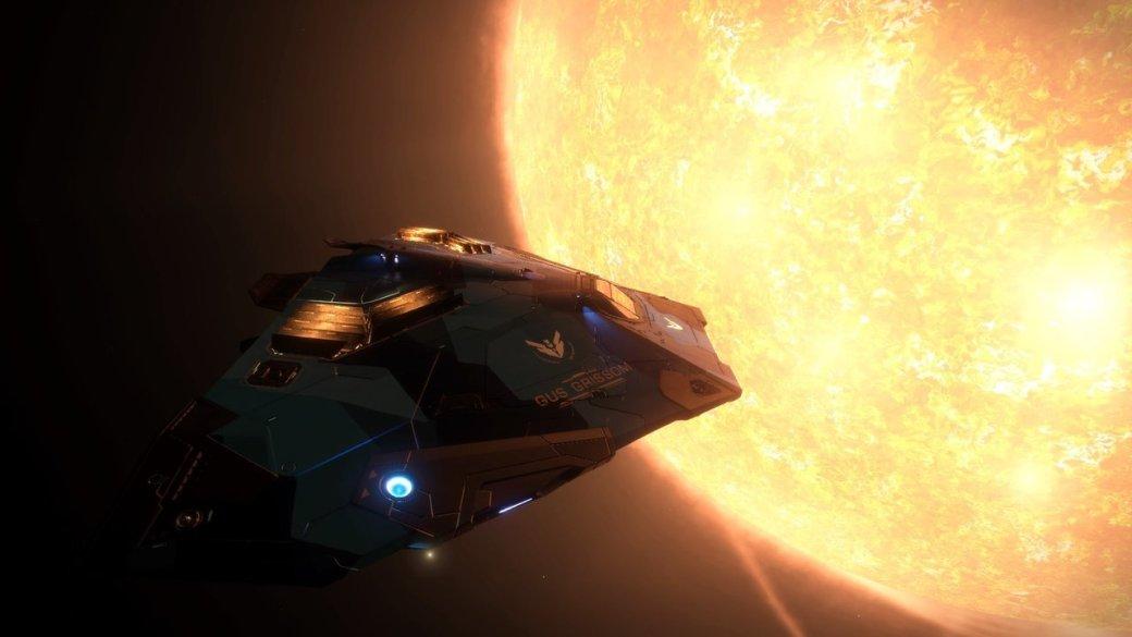 Завораживающий космос. Как Elite: Dangerous выглядит на PS4 | Канобу - Изображение 11