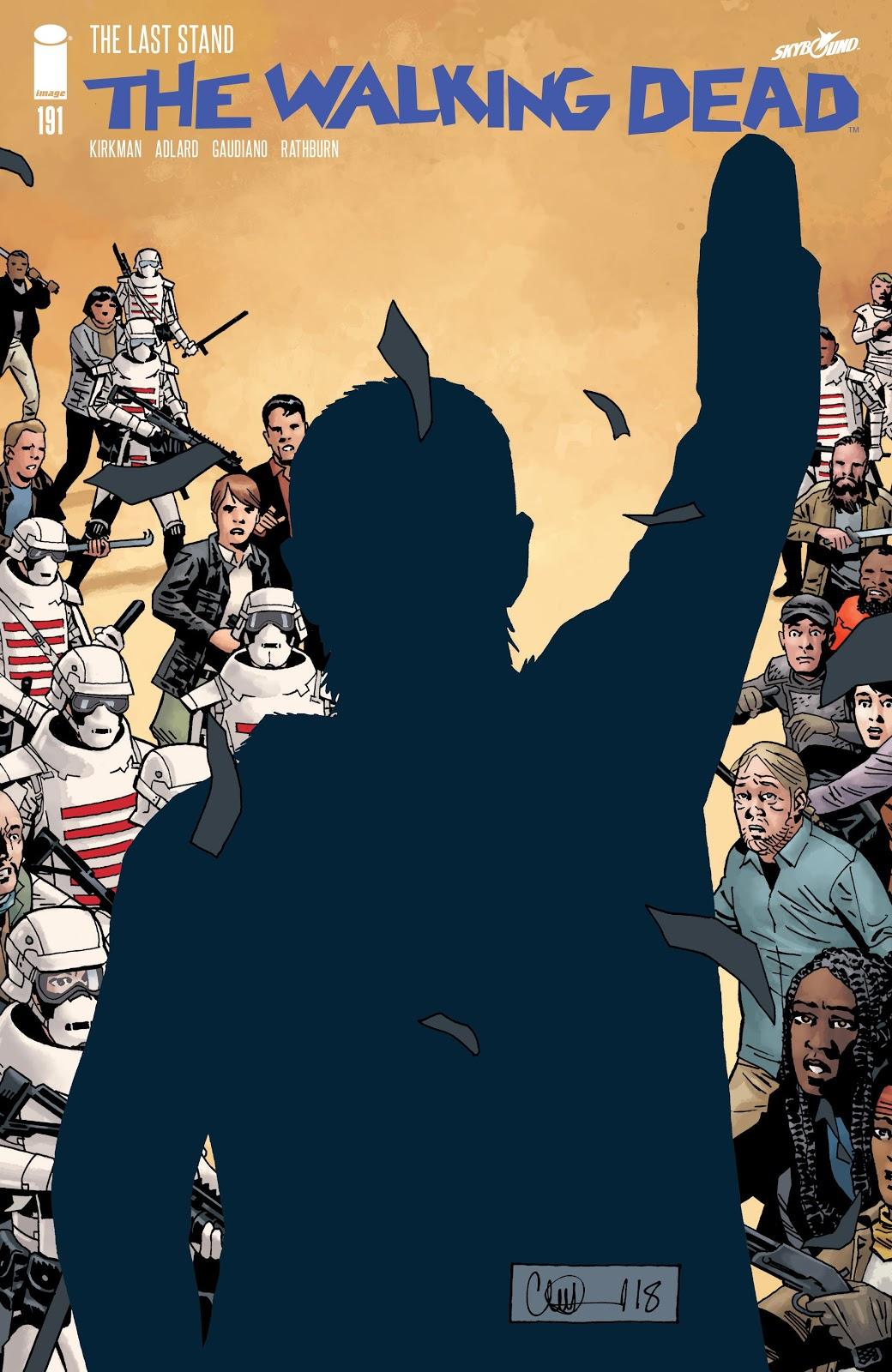 Мнение. Сновым выпуском комикса «Ходячие мертвецы» изменились навсегда | Канобу - Изображение 2685