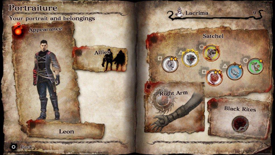 Рецензия. Soul Sacrifice (PS Vita)  | Канобу - Изображение 5