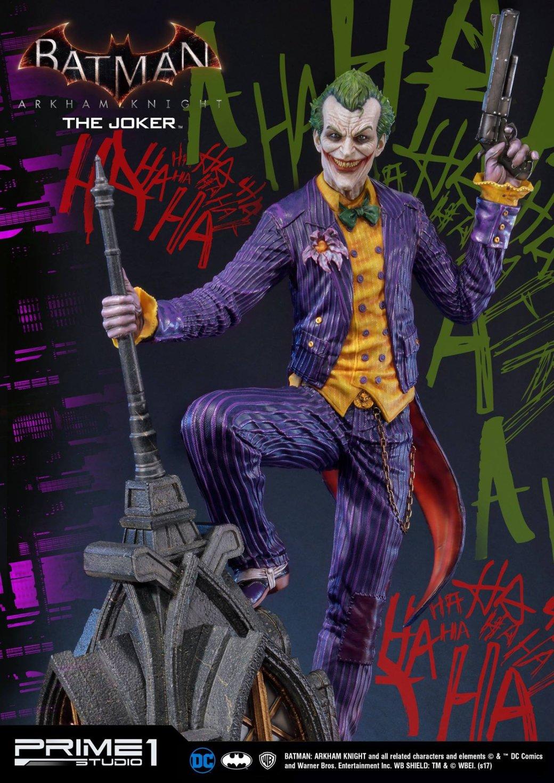 Новая статуя Джокера изBatman: Arkham Knight выглядит впечатляюще | Канобу - Изображение 1