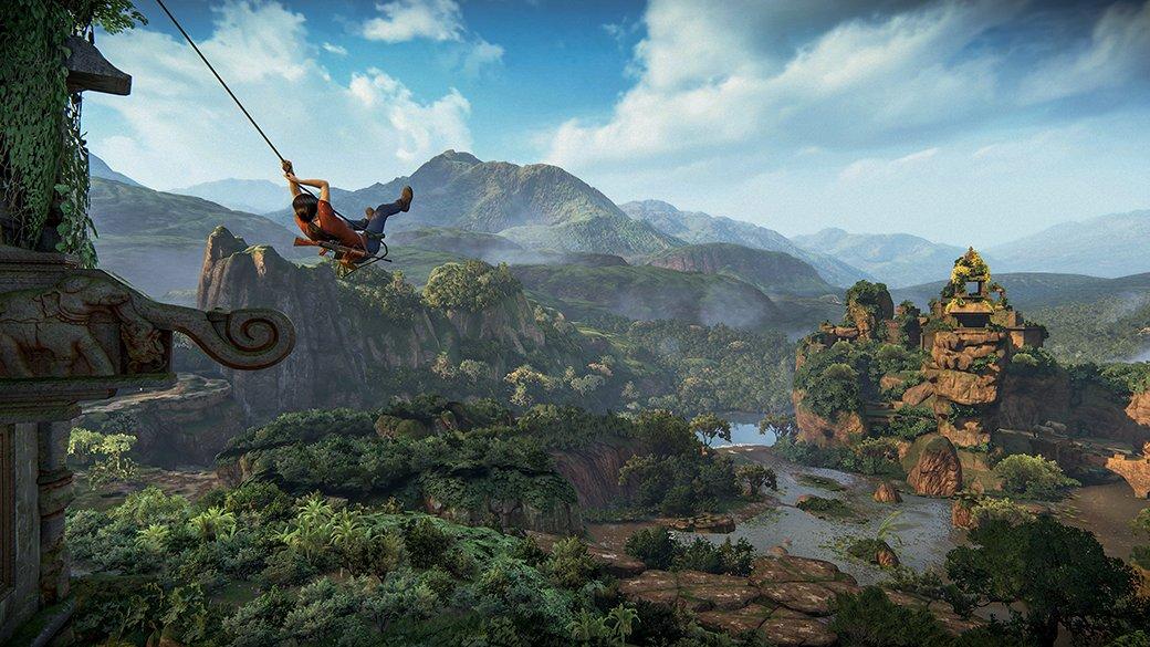 25 изумительных скриншотов Uncharted: Утраченное наследие | Канобу - Изображение 14