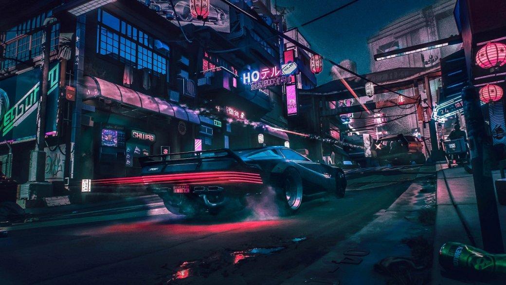 «Найт-Сити будет лицом Cyberpunk 2077» — геймдизайнер о городе в грядущей игре CD Projekt RED | Канобу - Изображение 2492