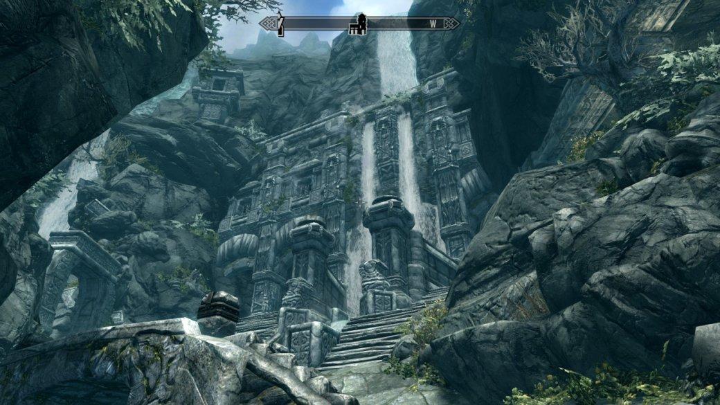 Как TES 5: Skyrim выглядит иработает наNintendo Switch? Отвечаем скриншотами игифками | Канобу - Изображение 6524