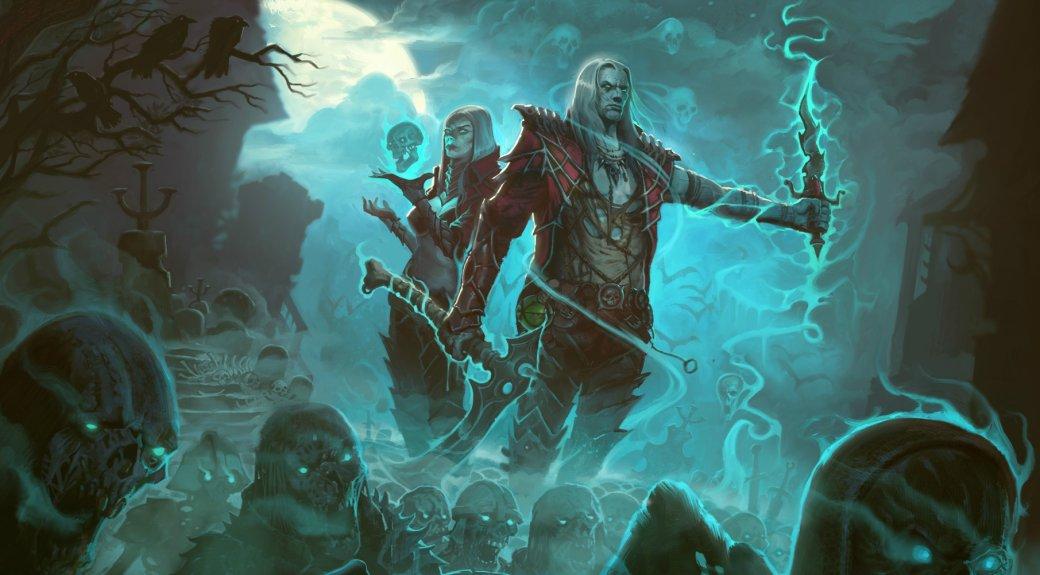 Kotaku выпустил материал одальнейшей судьбе Diablo. Чтоже ждет четвертую часть? | Канобу - Изображение 1