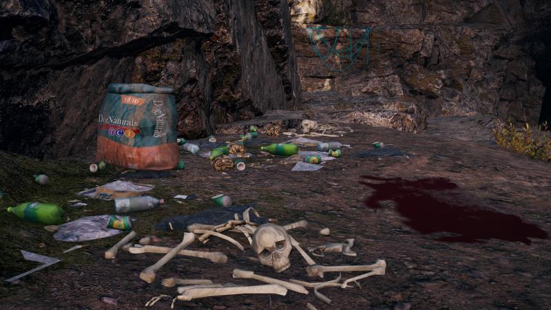 Игроки ищут вFar Cry 5 снежного человека, нонаходят только груды костей | Канобу - Изображение 2
