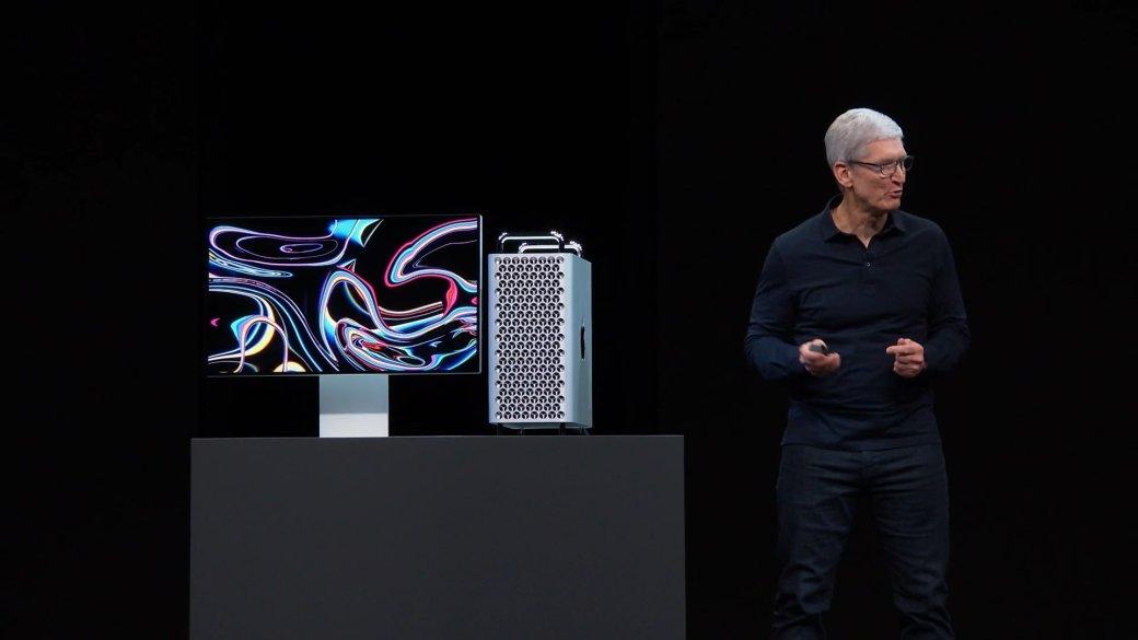 Представлен новый Mac Pro: мощнейший настольныйПК, который похож натерку  | Канобу - Изображение 0