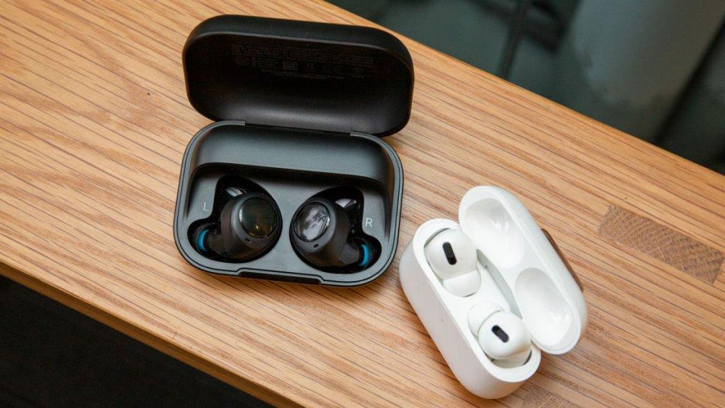 Эксперты: качество звука AirPods Pro хуже, чем уSamsung Galaxy Buds