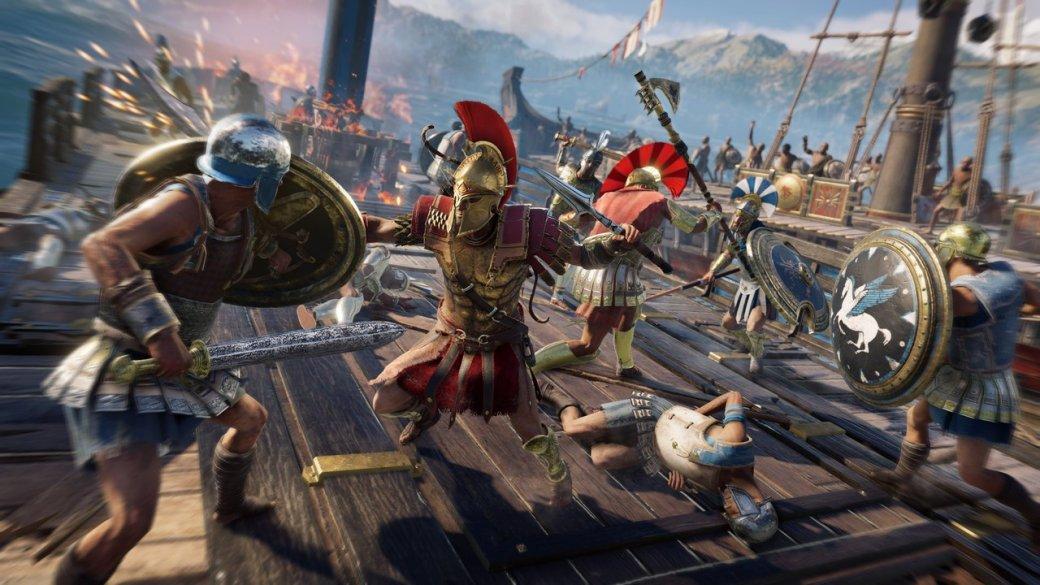 Ubisoft все-таки решила добавить альтернативную концовку для недавнего DLC AC Odyssey   Канобу - Изображение 1
