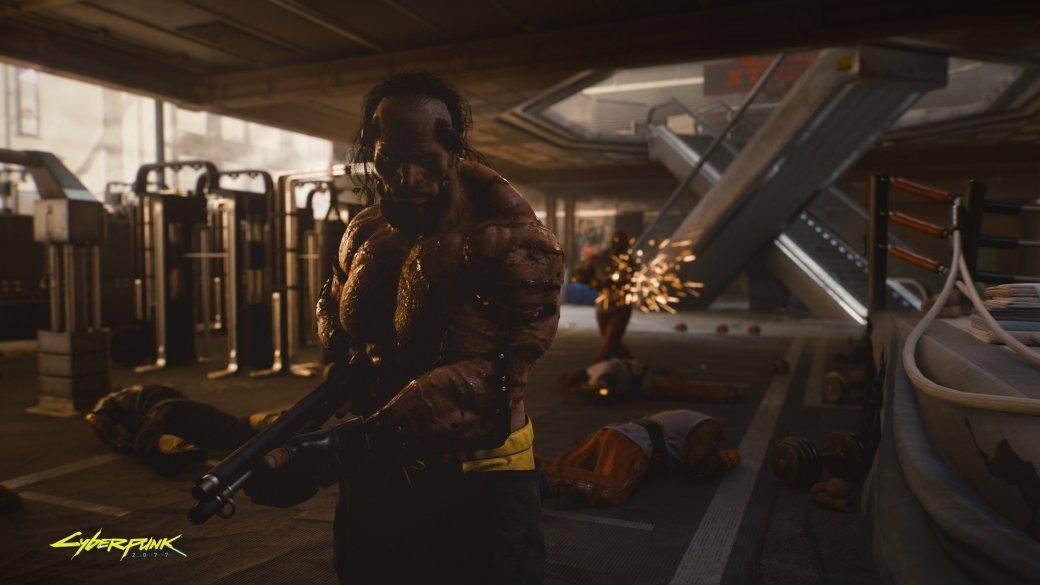 Нановых скриншотах Cyberpunk 2077 можно заметить крипового Киану Ривза | Канобу - Изображение 1