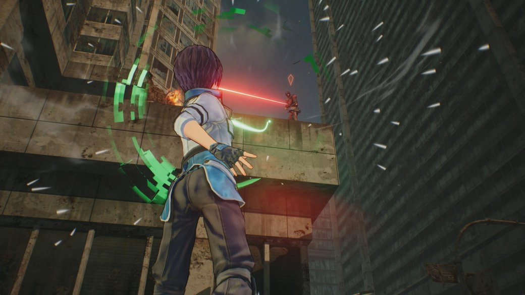 Review of Sword Art Online: Fatal Bullet.  Game Review - Image 4