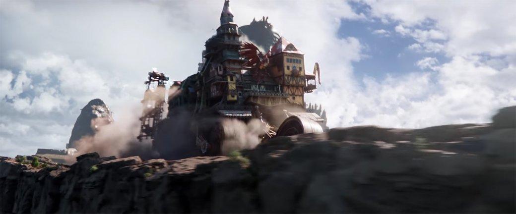 Семейные драмы ипрожорливые крепости вновом трейлере «Хроник хищных городов». - Изображение 1
