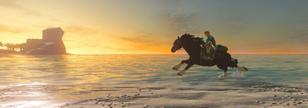 Рецензия на The Legend of Zelda: Breath of the Wild | Канобу - Изображение 6806