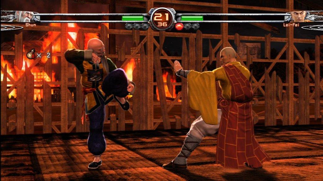 Лучший файтинг лета: рецензия на Virtua Fighter 5: Final Showdown | Канобу - Изображение 4