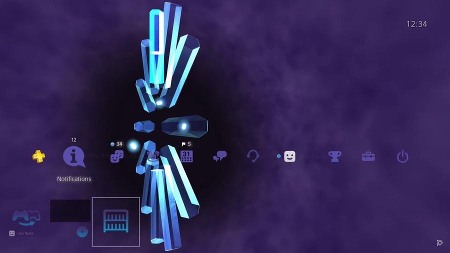 Всем хочется обратно в 2001! Новая тема превращает PS4 в PS2 . - Изображение 1