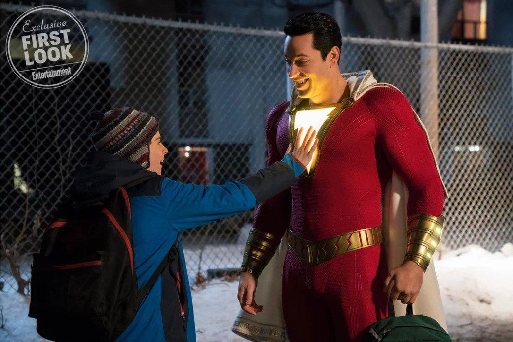 Слух: в«Шазаме» появится Супермен, носыграет его неГенри Кавилл | Канобу - Изображение 1