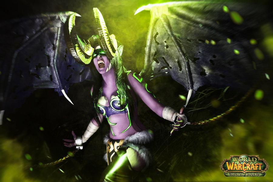 Лучший косплей по Warcraft – герои и персонажи WoW, фото косплееров | Канобу - Изображение 2379
