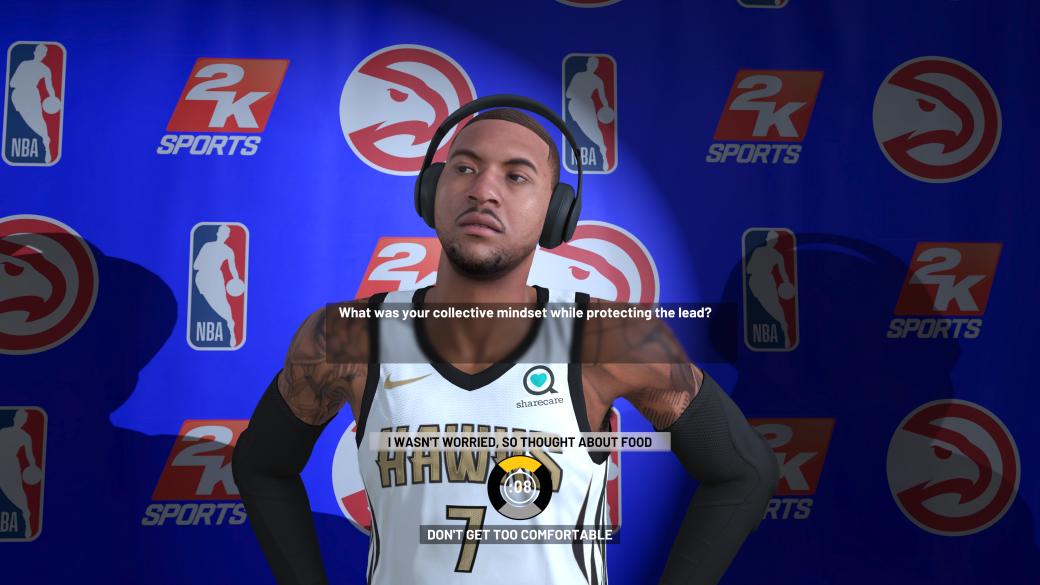 NBA 2K20 — идеальный баскетбольный симулятор для офлайна, но ужасный — для онлайна   Канобу - Изображение 8643