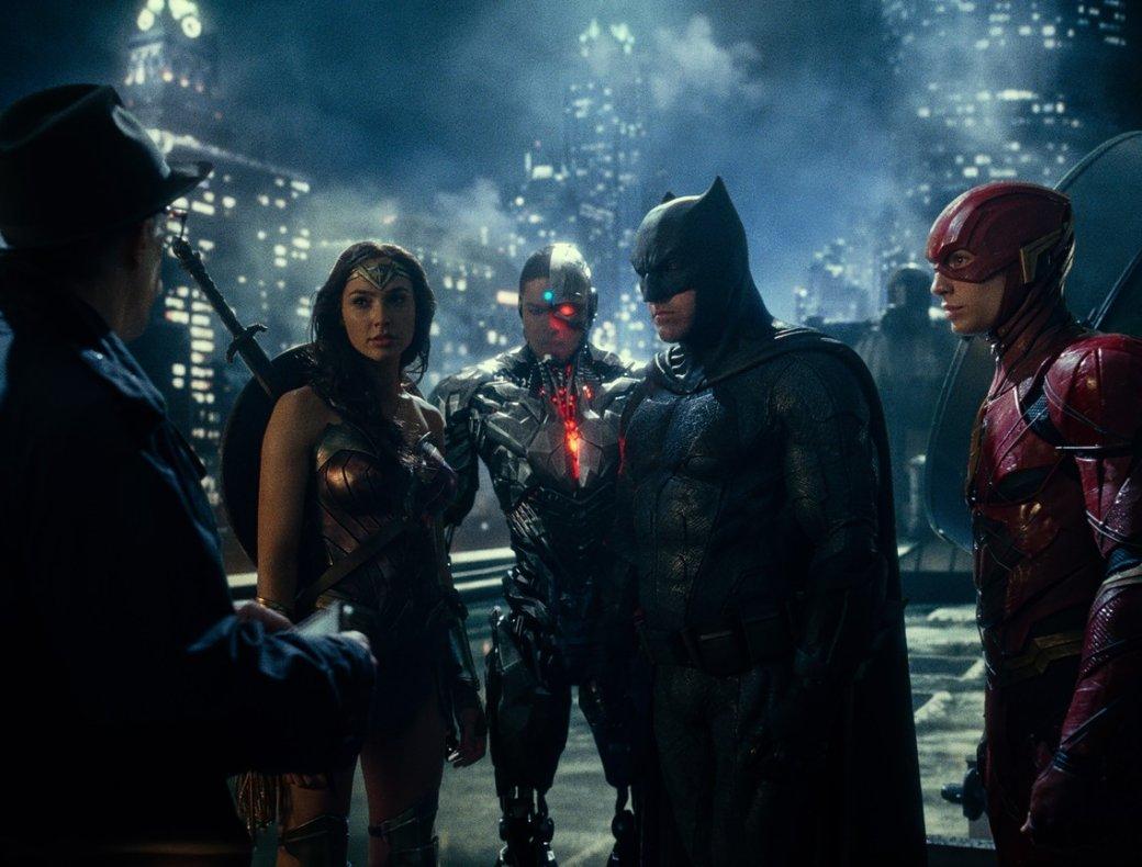 Ну вот и все. DC Films поменяет начальство и станет отделом WB после провала «Лиги справедливости». - Изображение 2