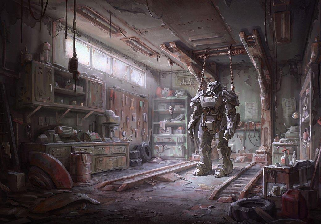 Лучший арт мира Fallout | Канобу - Изображение 7