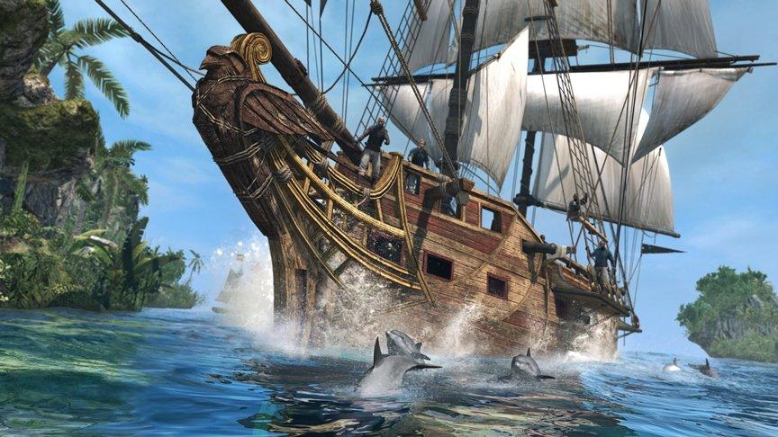 Рецензия на Assassin's Creed 4: Black Flag | Канобу - Изображение 1798