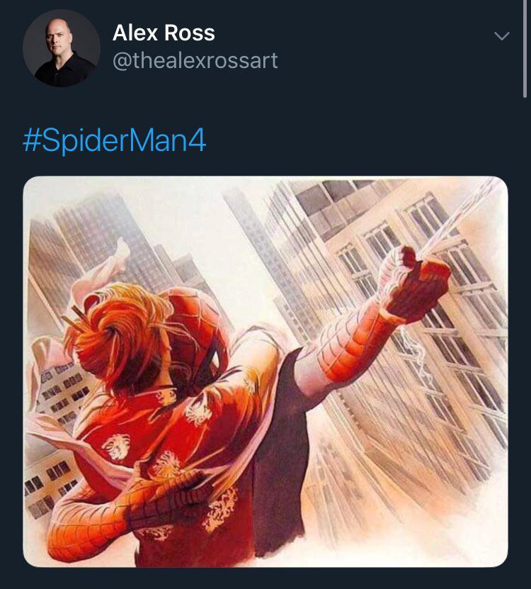 Издательство Marvel тизерит комикс помотивам сценария «Человека-паука 4» Сэма Рэйми? [обновлено] | Канобу - Изображение 2090