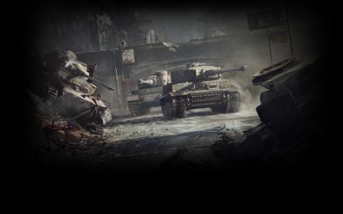 Танки против танков