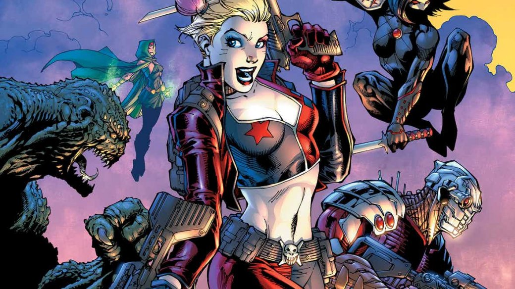 DCвыпустит новый анимационный фильм про Отряд самоубийц! | Канобу - Изображение 625