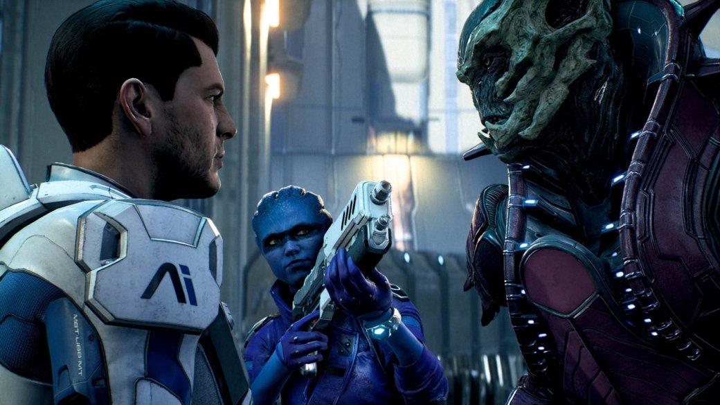 Год Mass Effect: Andromeda— вспоминаем, как погибала великая серия. Факты, слухи, баги | Канобу - Изображение 12