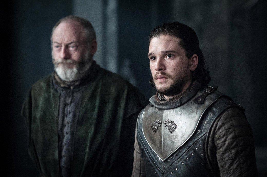 7 сезон «Игры престолов»: как это было | Канобу - Изображение 5686