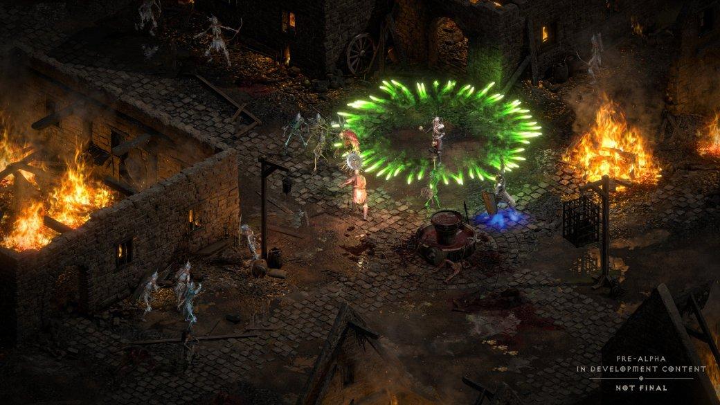 Предварительный обзор Diablo 2: Resurrected (2021), впечатления от ремастера Диабло 2 | Канобу - Изображение 1212