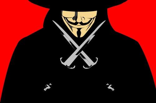 Комикс недели: V for Vendetta