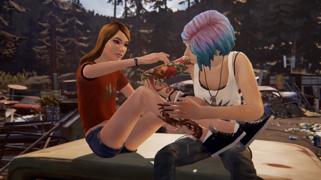 Игры про геев и лесбиянок - лучшие игры с ЛГБТ и квирами на ПК, PS4, Xbox One, Android, iOS | Канобу - Изображение 1