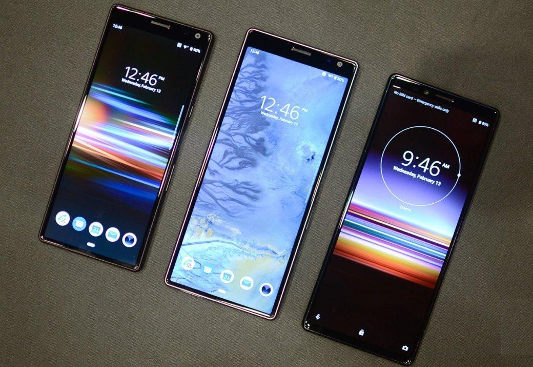 Смартфоны премиум-класса Sony Xperia 10иXperia10 Plus представлены официально   Канобу - Изображение 11398