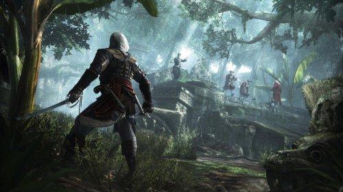Игра Assassin's Creed 4: Black Flag требует 30 ГБ на жестком диске