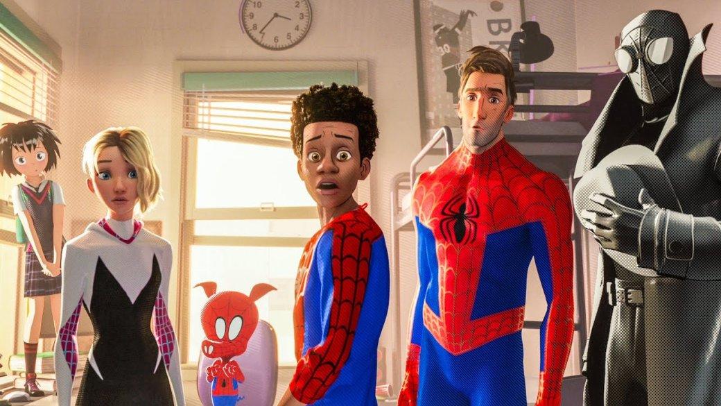 Три киношных Человека-паука иГвен-паук— это фанатские постеры фильмов омультивселенной Marvel | Канобу - Изображение 1