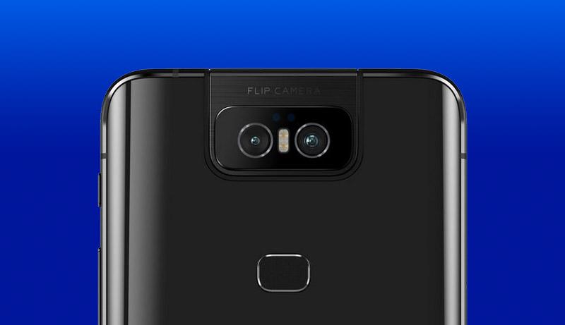 Asus ZenFone 6на официальных рендерах сдвойной откидной камерой | Канобу - Изображение 6874