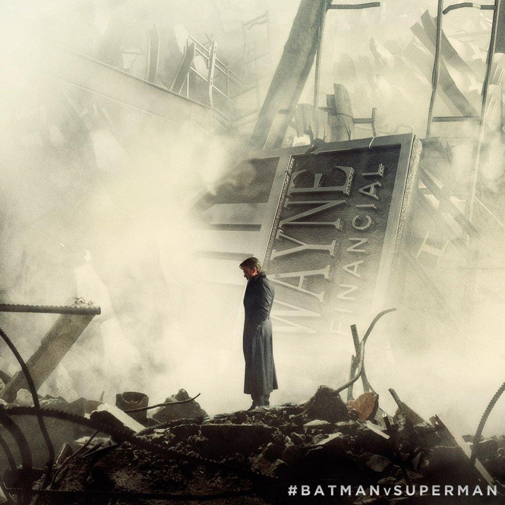 Рецензия на «Бэтмен против Супермена: На заре справедливости» | Канобу - Изображение 7