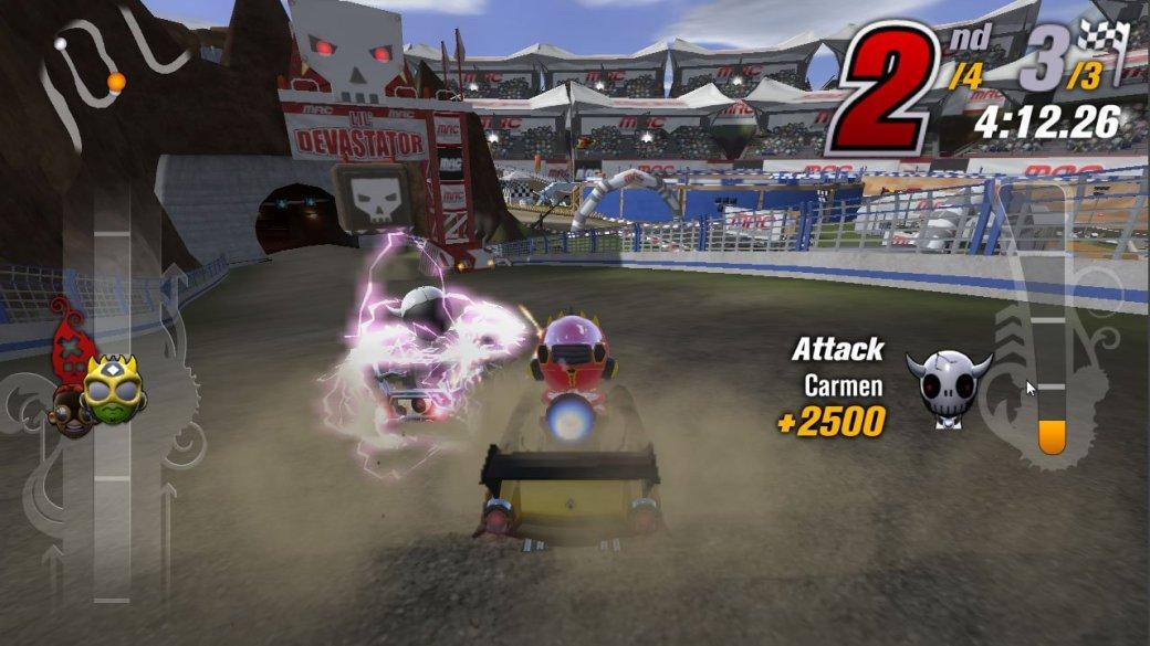 Рецензия на ModNation Racers: Road Trip | Канобу - Изображение 3