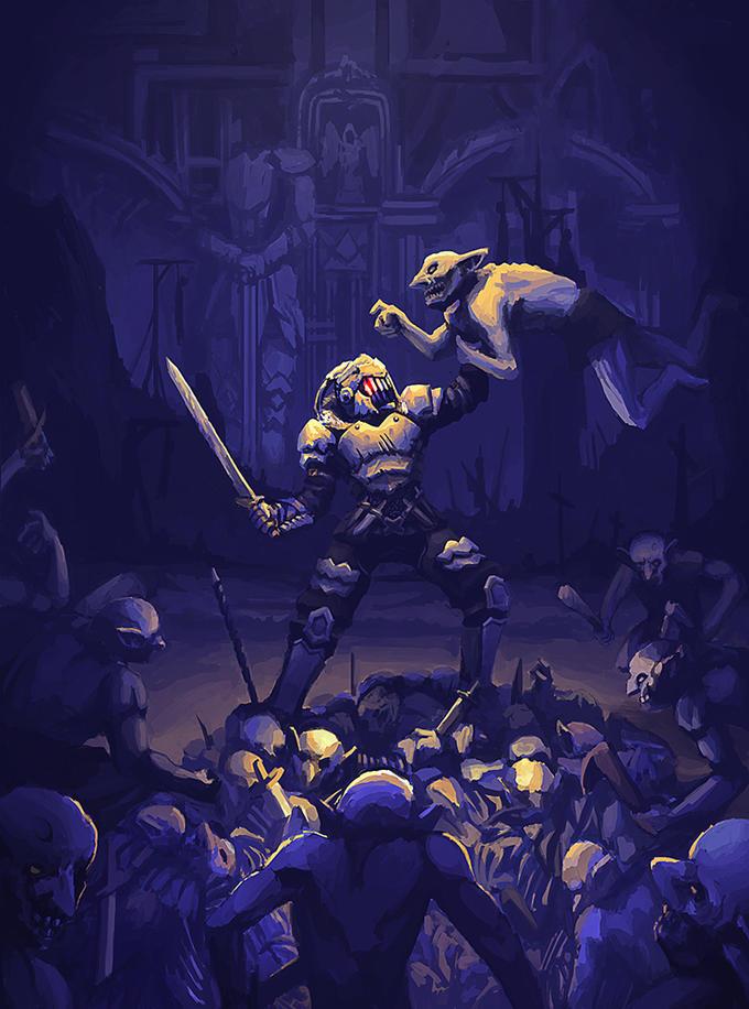 Изнеженные пользователи Сети ополчились нажестокость аниме Goblin Slayer. Что сним нетак? | Канобу - Изображение 4