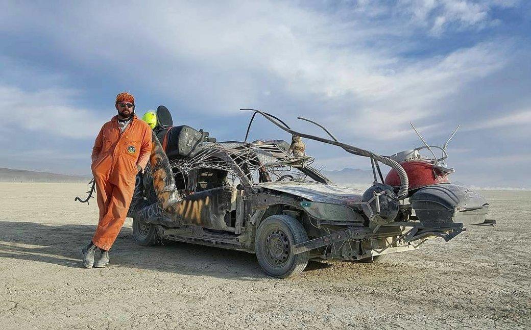Фестиваль Burning Man 2016: безумие в пустыне | Канобу - Изображение 4