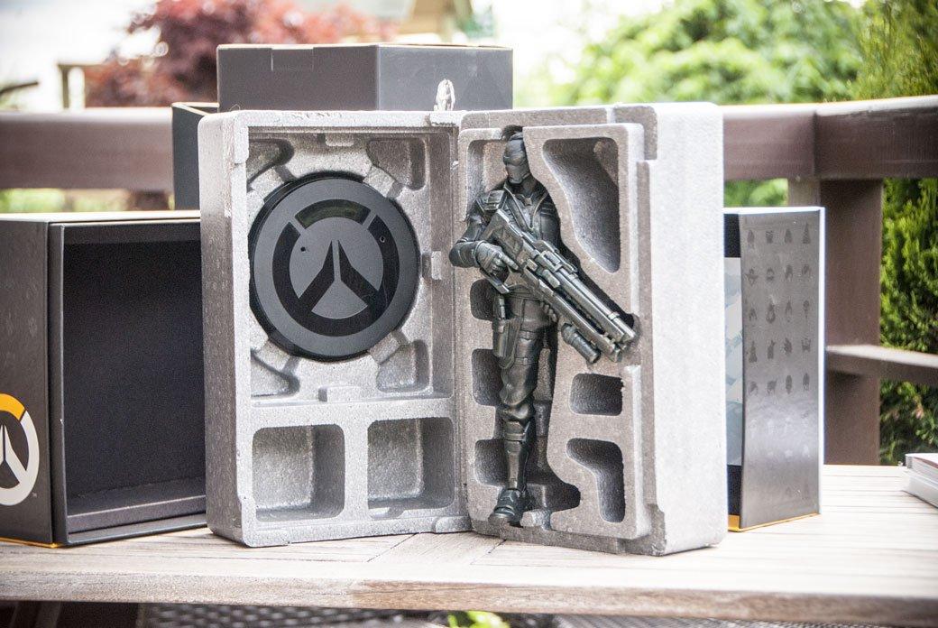 Распаковка коллекционного издания Overwatch | Канобу - Изображение 8