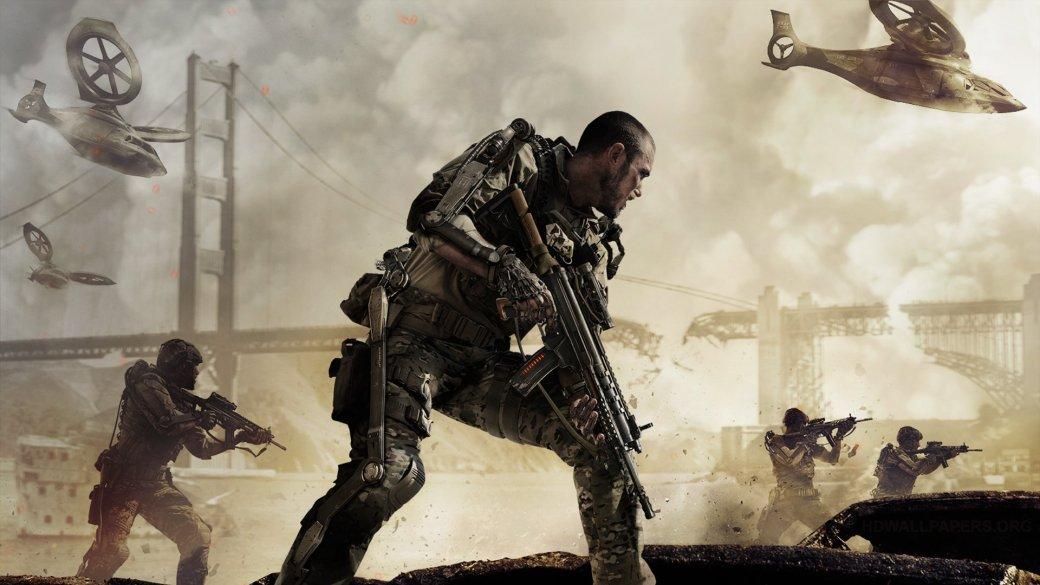 Call of Duty: Advanced Warfare. Берем? | Канобу