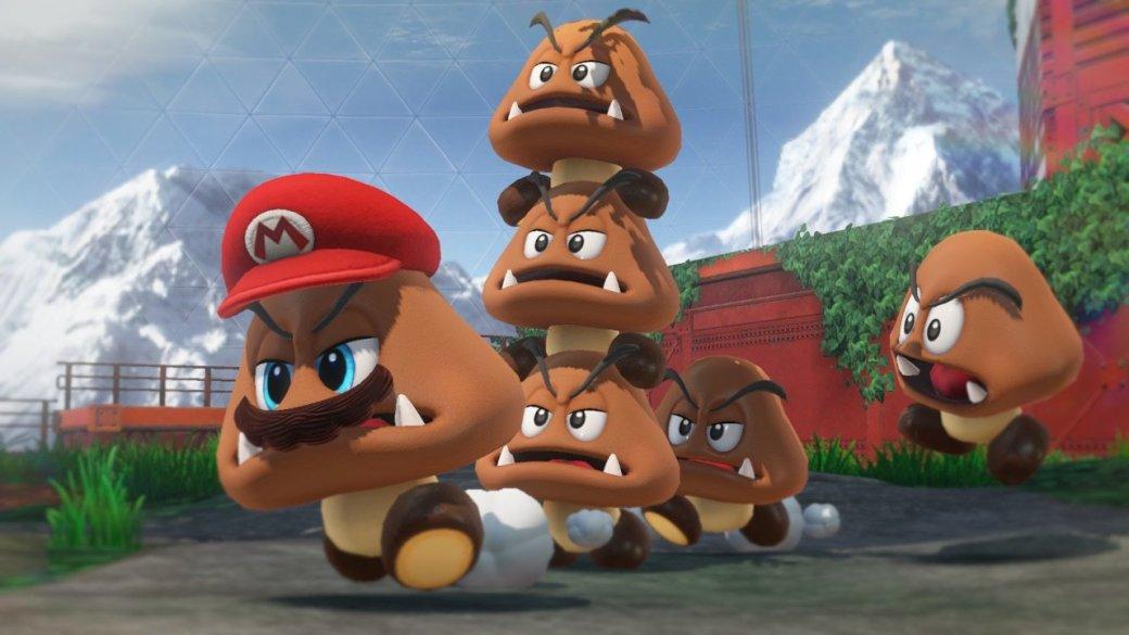Суть. Super Mario Odyssey— еще один веский повод купить Switch | Канобу - Изображение 14290