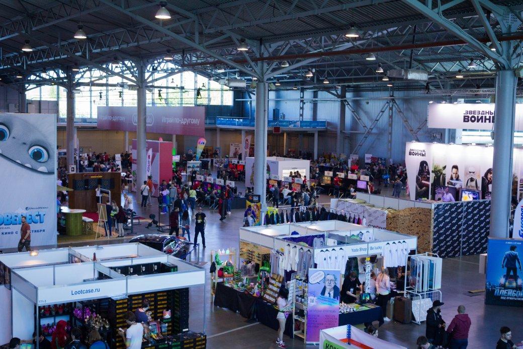 Галерея. Как прошел Comic Con Saint Petersburg | Канобу - Изображение 41